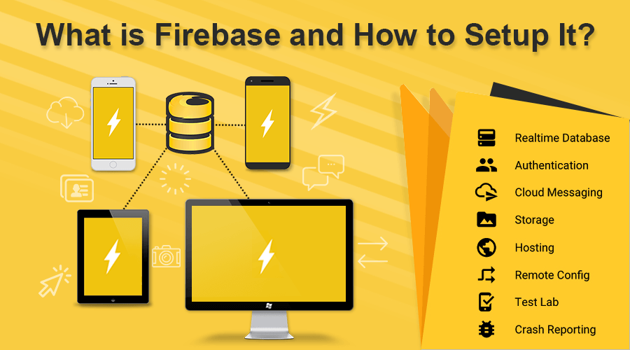 how to setup firebase