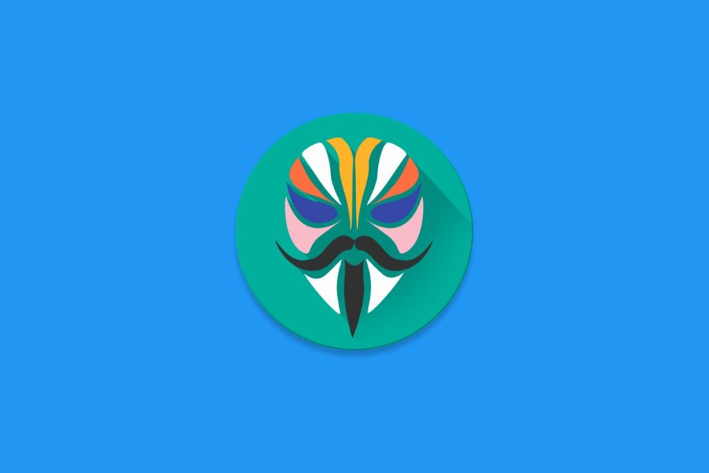 Magisk Feature Image Blue