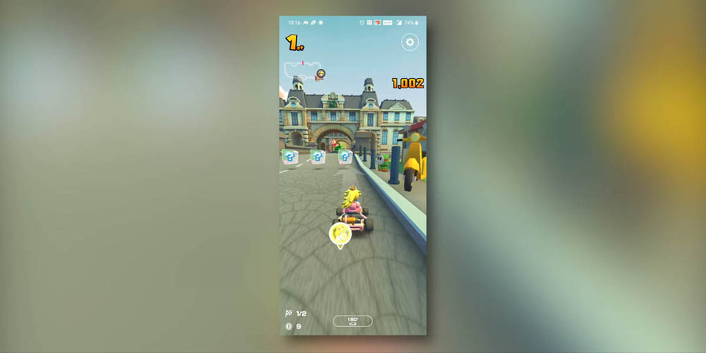 Mario Kart Tour – 10 Cool New Android Games