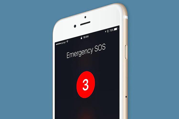 apple ios emergency sos
