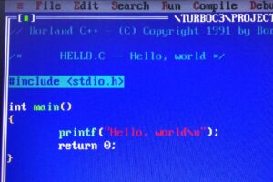 turbo c cpp feature
