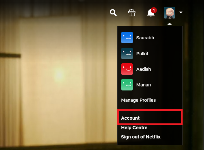 Customize Netflix Subtitles